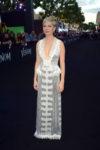 Michelle Williams In Louis Vuitton - 'Venom' LA Premiere