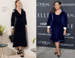 Mindy Kaling In Fendi - ELLE's 25th Annual Women In Hollywood Celebration