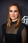 Natalie Portman In Christian Dior - Variety's Power Of Women Los Angeles