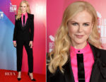 Nicole Kidman In Armani Prive - 'Destroyer' London Film Festival Premiere