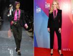 Nicole Kidman In Armani Prive - 'Destroyer' London Film Festival Premiere