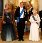 Queen Maxima of the Netherlands UK State Visit