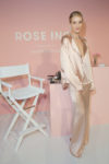 Rosie Huntington-Whiteley In Sablyn - Rose Inc. + bareMinerals Beauty Master Class