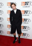 Robert Pattinson In Dior Men by Kim Jones - 'High Life' New York Film Festival Premiere