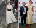 Rosamund Pike In Christian Dior - 'A Private War' Mill Valley Film Festival Premiere