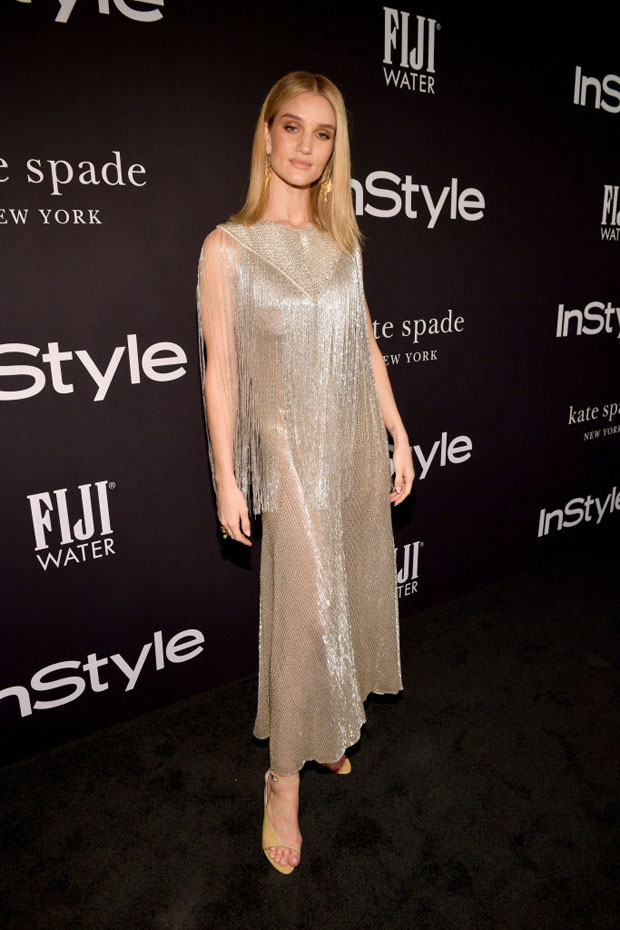 Rosie Huntington-Whiteley In Givenchy - 2018 InStyle Awards