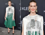 Sarah Paulson In Calvin Klein - ELLE's 25th Annual Women In Hollywood Celebration