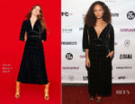 Thandie Newton In Fendi - 'Liyana' New York Premiere