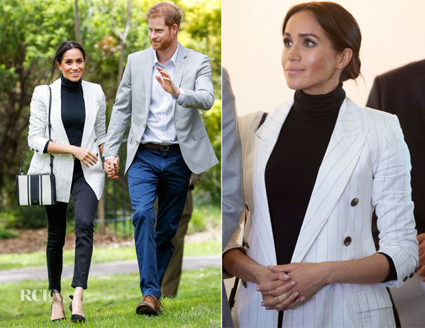 The Duke And Duchess Of Sussex Visit Australia
