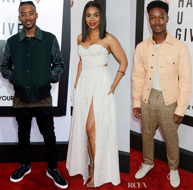 'The Hate U Give' New York Screening