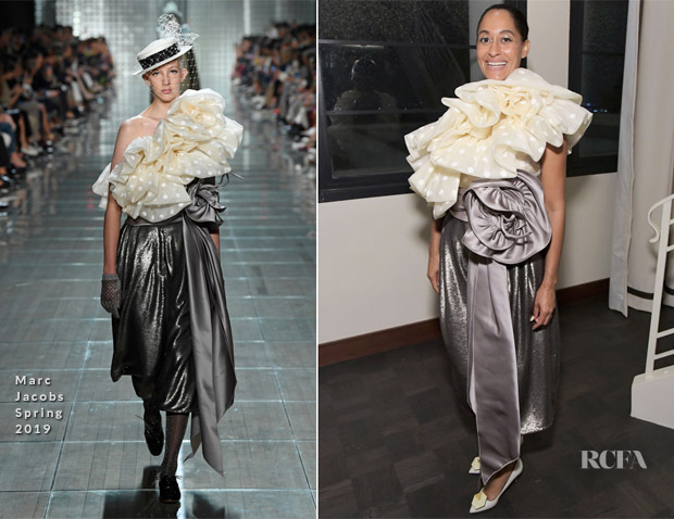 64ddbb217c Tracee Ellis Ross In Marc Jacobs - InStyle Badass Women Dinner