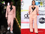 Tracee Ellis Ross In Pyer Moss - 2018 American Music Awards