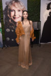 Vanessa Hudgens In Alberta Ferretti - ELLE's 25th Annual Women In Hollywood Celebration
