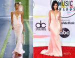 Vanessa Hudgens In Cushnie  - 2018 American Music Awards