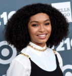 Yara Shahidi In Tory Burch - GLSEN Respect Awards