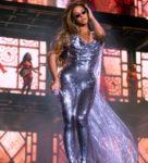 Beyonce Knowles In Vivienne Westwood Couture - OTR II Santa Clara Tour