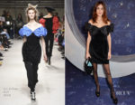 Alexa Chung In Isa Arfen - Claridge's Zodiac Part