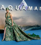 Amber Heard In Valentino Haute Couture - 'Aquaman' London Premiere