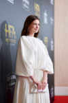 Anne Hathaway In Valentino - 22nd Annual Hollywood Film Awards