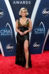 Bebe Rexha In Coach - 2018 CMA Awards