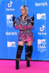 Bebe Rexha In Moschino [tv] H&M - 2018 MTV EMAs