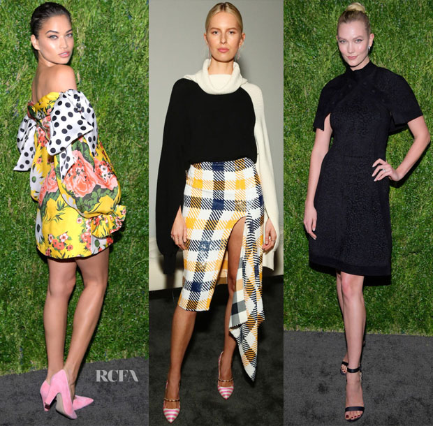 CFDA Vogue Fashion Fund 15th Anniversary Event