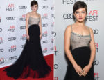 Cailee Spaeny In Miu Miu - 'On The Basis Of Sex' AFI FEST Gala Screening
