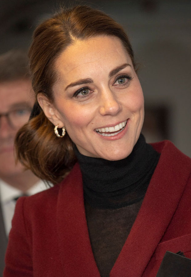 Catherine, Duchess of Cambridge In Paule Ka - UCL Developmental Neuroscience Lab VisitCatherine, Duchess of Cambridge In Paule Ka - UCL Developmental Neuroscience Lab Visit