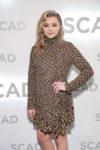 Chloe Grace Moretz In Prada - 21st SCAD Savannah Film Festival