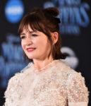 Emily Mortimer In Jenny Packham - 'Mary Poppins Returns' LA Premiere