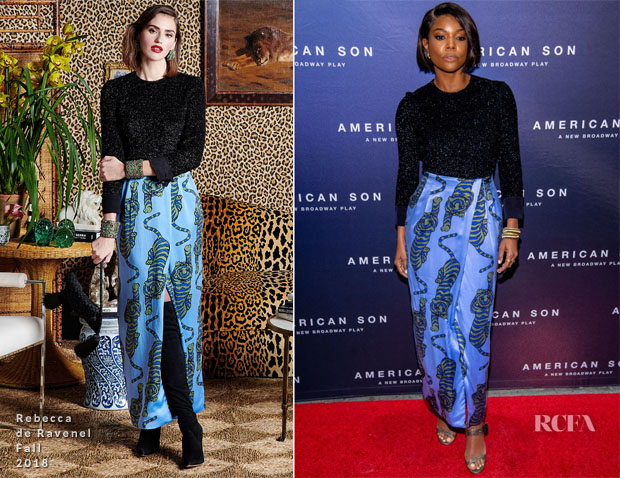 Gabrielle Union In Rebecca de Ravenel - 'American Son' Broadway Opening Night