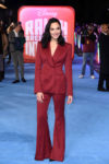 Gal Gadot In Mugler - 'Ralph Breaks The Internet' London Premiere