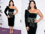 Gina Rodriguez In Silvia Tcherassi - Eva Longoria Foundation Dinner Gala