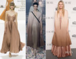 Gwyneth Paltrow In Christian Dior Haute Couture – Guggenheim International Gala 2