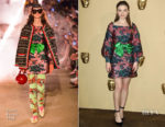 Jessica Barden In Gucci - BAFTA Breakthrough Brits Reception