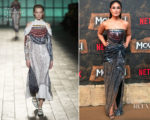 Kareena Kapoor Khan In Mary Katrantzou - 'Mowgli: Legend of the Jungle' Mumbai Premiere