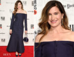 Kathryn Hahn In Gabriela Hearst - 2018 Gotham Independent Film Awards