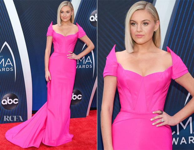 Kelsea Ballerini In Zac Posen - 2018 CMA Awards