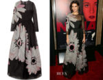 Mary Elizabeth Winstead's Valentino Margherita Gown