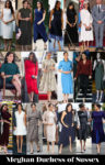 Which Was Your Favourite Meghan, Duchess Of Sussex Formal & Eveningwear Australia Tour Looks?