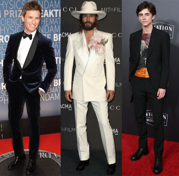 5601566e6aa Menswear Red Carpet Roundup. We couldn t let the week go by without  checking on these leading men..starting with Eddie Redmayne.