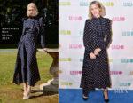 Naomi Watts In Alessandra Rich - Worldwide Orphans 14th Annual Gala