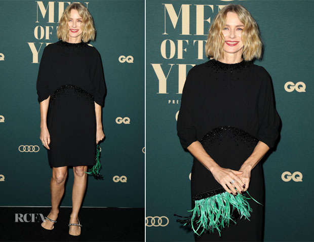Naomi Watts Prada - GQ Australia Men Of The Year Awards 2018