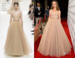 Natalie Portman In Christian Dior Haute Couture - 'Vox Lux' AFI FEST 2018 Special Screening