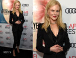 Nicole Kidman In Dolce & Gabbana - AFI FEST 2018 Gala Screening of 'Destroyer'