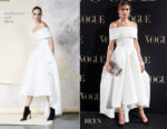 Nieves Alvarez In Maticevski - Vogue Joyas Awards 2018
