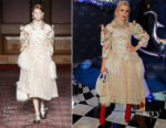 Paloma Faith In Simone Rocha - Claridge's Zodiac Party