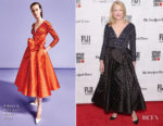 Patricia Clarkson In Viktor & Rolf Soir - 2018 Gotham Independent Film Awards