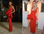 Poppy Delevingne In Carmen March - Edward Enninful Celebrates One Year As Editor Of British Vogue