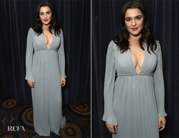 Rachel Weisz In Chloe - 'The Favourite' LA Premiere